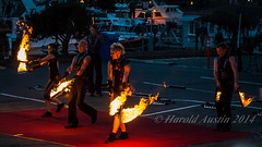 Flame Oz (ausmc_1) Tags: canada waterfront streetperformers britishcolumbia july victoria vancouverisland busker innerharbour d800 2014 buskersfestival tamronsp2470mmf28divcusd