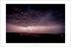 electric clouds I (Emmanuel DEPARIS) Tags: lighting storm france night de nikon pas nuit thunder emmanuel calais orage nord d4 arcus deparis imaginzone