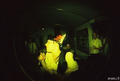 la Juana (araceli.g) Tags: wedding lomo y maria boda colorsplashflash fisheye salamanca javi analogic araceli analogico gilabert toycamara coprolitos fisheyen2 amorporunpimiento
