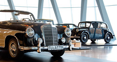 Mercedes Museum / Stuttgart II (Splitti68) Tags: cars car europa europe deutschland germany badenwürtenberg stuttgart mercedesmuseum mercedesbenzmuseum mercedesbenz mercedes daimler oldtimer splitti splitti68 splittstöser splittstoesser auto mercdes