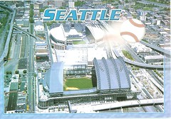 Washington - Overhead views of Safeco Field & Qwest Field - TO TRADE (bdsuss) Tags: stadiums seattle safeco qwest sport aerial