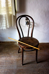 Chair (Maryam Arif) Tags: perspective composition contrast chair maryamarif photography perception contemporary conceptual color light levels mind artistic atmosphere angle art reflection thought time experience existence imagination insight observation people planes lines lightness geometry gradient graphic fineart visualart depth political