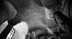 byzantine brickwork (fusion-of-horizons) Tags: sergiusandbacchus ἐκκλησίατῶνἁγίωνσεργίουκαὶβάκχουἐντοισὁρμίσδου byzantine church architecture orthodox küçükayasofya mosque littlehagiasophia byzantium constantinople istanbul turkey islam christianity ottoman unesco worldheritage muslim empire kumkapı fatih history biserica arhitectura dome constantinopolitan bizantin byzantin byzanz byzantinisch orthodoxy ορθοδοξία ορθόδοξοσ eikōn cupola arhitectură bizantină βασιλεία ῥωμαίων ῥωμανία архитектура византии βυζαντινή eastern roman κωνσταντινούπολισ greek cami camii islamic brick caramida osmanli ayasergiosvebachoskilisesi isidoreofmiletus anthemiusoftralles церковьсвятыхсергияивакха column gallery interior lateantiquity brickwork vaulting detaliu detail capiteluri capitals impost light lumina verdantique justinian masonry zidarie