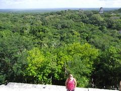 Tikal, Guatemala (rylojr1977) Tags: jungle rainforest tikal mayans ruins guatemala centralamerica ancient city tourism rebelbase starwars yavin movielocation