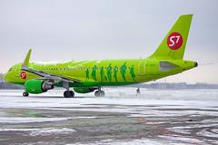IMG_4884-1200 (Yuryst PhotoAvia) Tags: airbus a320 s7 domodedovo vpbog