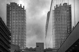 10/52 (2017): Brutal reflection, Barbican