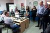 Andrés Ibarra visita Punto Digital Quilmes
