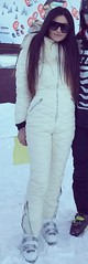 odri - white (skisuitguy) Tags: skisuit snowsuit ski snow suit skiing skiwear skifashion skibunny onepieceskisuit onepiecesuit onesie