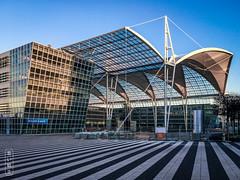 Munich Airport Terminal 2 (svenpetersen1965) Tags: franzjosefstraus munichairport terminal2 münchen bayern deutschland de