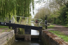 Beautiful stretch (dlanor smada) Tags: grandunion aylesbury bucks locks aylesburyarm