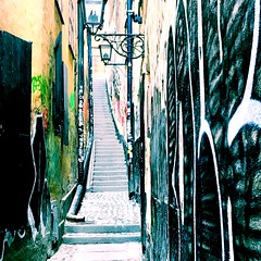 Mårten Trotzigs Gränd | Stockholm (marionlg1) Tags: travel citytrip suède street sweden stockholm