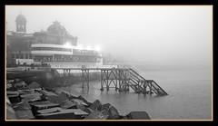 DONOSTIA - EMBARCADERO NAUTICO (MONTXO-DONOSTIA) Tags: niebla fog embarcadero donostia nautico beach playa sea montxodonostia