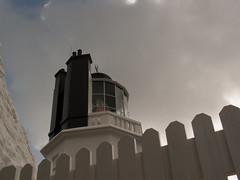 St. Anthony's Head Lighthouse (Fotorob) Tags: hek engeland voorwerpenoppleinened olverthomasjacob wegenwaterbouwkwerken architecture vuurtoren verenigdkoninkrijk cornwall kustenoevermarkering erfscheiding england architectura architectuur gerranscp