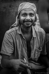 Smile of happiness (kaustubh.nerurkar) Tags: bnw blackandwhite blackwhite blackandwhitephotography mumbai india nikon ngc maharashtra people portrait portraiture