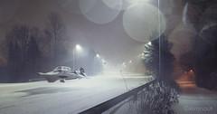 A Day in Winter (Avanaut) Tags: starwars theempirestrikesback hoth snow blizzard winter cold snowspeeder helsinki originality avanaut miniature scalemodel