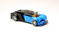 Bugatti Chiron (RGB900) Tags: lego bugatti supercars