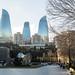Torres Chama, símbolos da modernidade no país