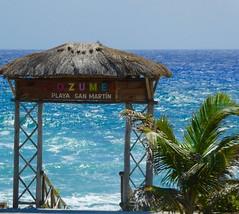 Version 2 San Martin Beach Cozumel Mexico April 2017 (bermudafan8) Tags: 2017 spring break bermudafan8 mexico beach cozumel tropical caribbean