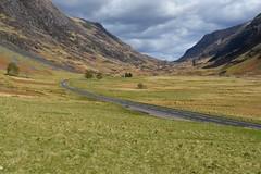 The Scenic road of Glen Coe (anacm.silva) Tags: glencoe scottishhighlands highland scenicroad glencoenationalscenicarea scotland escócia uk scenicroadofglencoe nationalscenicarea landscape