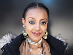 Fey (jeffcbowen) Tags: fey street stranger toronto eritrea ethiopia thehumanfamily portrait