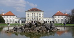 The Castle Nymphenburg, Munich (tenokakos) Tags: munich germany nymphenburg castle