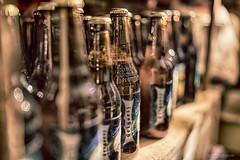 Piwko, Piwunio, Piweńko (NoisySquirrel) Tags: piwo bokeh hdr poland hobby samyang beer bottle