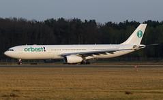 A333_OBS_CS-TRH_6 (Sebastian_Schwakenberg) Tags: airbus airbusa330 orbest obs pmi fmo eddg münster osnabrück heavy cstrh niki flyniki airberlin ab ber homebasefmo