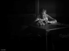 Brexit (René Mollet) Tags: woman brexit eu dark monchrom monochromphotographie morning mollet money blackandwhite bw blackwhite street streetphotography shadow silhouette renémollet streetart streetphotographiebw zuiko people poor