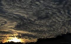Tramonto a Kandy (Carlo Di Campli) Tags: tramonto sunset kandy srylanka cielo sky clouds nuvole sun panorama landscape nikond7000