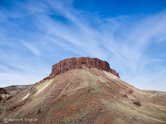 20170401-_4010109 (Aaron K. English) Tags: 1240mm olympus oregon owyheecanyoncountry sagecreek clouds desert hiking offtrail redrocks sagebrush wilderness blm public lands