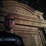 Selfie 9, Haunted Mansion, Walt Disney World, Orlando, Florida, USA thumbnail
