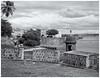 camera used: 1963 Kodak Instamatic 104 (Black and White Fine Art) Tags: kodakinstamatic1041963 ilfordfp4125 niksilverefexpro2 lightroom3 bahiadesanjuan sanjuan oldsanjuan viejosanjuan puertorico bn bw sanjuanbay