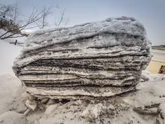 Воркутинский углеснег