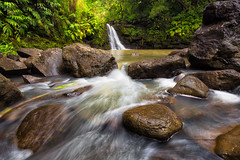 Road to Hana (Michael Riffle) Tags: tropical waterfall pool stream river hawaii maui jungle roadtohana hana michaelriffle canon green lush