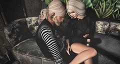 .you are the reason (i Ƞ e R t i Ɋ ● N e v e r f a r) Tags: sl secondlife shinyshabby nutmeg mons scandalize kunst barn sofa virtual virtuallife couple