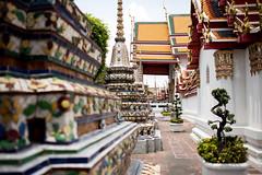 Wat Pho (yoJoebosolo) Tags: wat pho temple reclining buddah building architecture religion buddhism buddha thailand thai colour bangkok