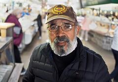 Lopez (jeffcbowen) Tags: lopez street stranger portrait stlawrencemarket toronto
