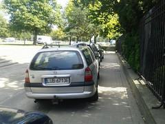 20160613_144103 (Paweł Bosky) Tags: wykroczenia kierujących warszawa śródmieście powiśle solec milicja straż miejska nic nie robią