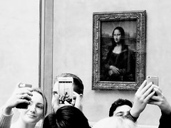 Gioco - Selfies (Isidro Jabato) Tags: gioconda monalisa selfie