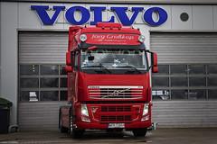 Volvo FH III Globetrotter XL - ex. Jörg Großkop (PL) (Michał Szczerbowski) Tags: volvo fh iii globetrotter xl ex jörg groskop ciągnik siodłowy volvotrucks serwis suwałki autoryzowany renault trucks gabtrans