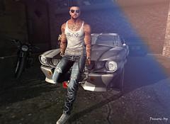 Mustang (dumeric_asp) Tags: