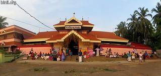 Thiruvullakkavu Sree Dharma Sastha Temple 1