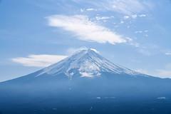 Mt. Fuji (yiming1218) Tags: fujisan mt fuji mount yamanashi japan landscape 河口湖 富士山 山梨県 lake kawaguchi 日本 fujisann 風景 冬 winter kawaguchiko 富士河口湖町 富士 河口湖町 kachi 天上山公園 sel2470gm カチカチ山