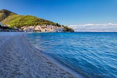 Plaža Sipar i Mošćenička Draga ovih dana (MountMan Photo) Tags: plaža sipar mošćeničkadraga liburnia primorskogoranska croatia landscape more