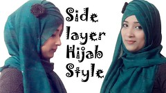 Side Layer Hijab Style | Hijab Style In Side Layer | Wear Hijab Style In Side Layer (Riku Haque) Tags: side layer hijab style | in wear
