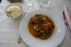 Crispy Chicken @ Porte du Bonheur @ Montparnasse @ Paris (*_*) Tags: paris france europe city spring 2017 april walk saturday cloudy montparnasse portedubonheur food restaurant chinese china crispy chicken