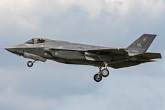 F-35A Lightning II 34th FS 14-5094 HL (Vortex Photography - Duncan Monk) Tags: lockhead martin f35 f35a stealth joint strike fighter lightning ii usaf usafe raf lakenheath suffolk england hill afb hl utah usa jet aircraft aviation aerospace 145094 5094 united states airforce air force royal