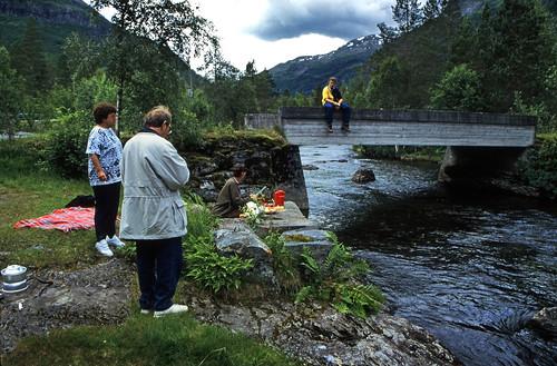 Norwegen 1998 (075) Espelandselvi