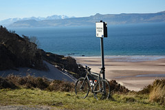 Sandy Beach Applecross (Free.heel) Tags: skye sandybeachapplecross lynskeyr240prodiscultegradi2 scottishhighlands westerross raasay secrettraining northcoast500