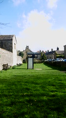 Village green, Eyam   -   April 2017 (dave_attrill) Tags: village green hog roast eyam derbyshire peak district hope valley 11th century bubonic plague breakout 1665 rev william mompessom anglo saxon roman lead mining 260 deaths main road rd architecture outdoor historic mid 17th cottages cottage april 2017 national park white mines domesday book